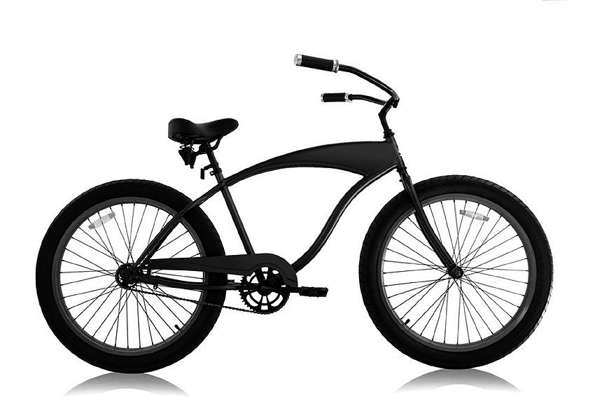 Silver Lock On Cruiser GRIPS  Chopper MTB BMX Bike Vintage Schwinn Bicycle Fixie